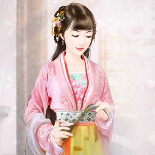 美女手绘 (22)